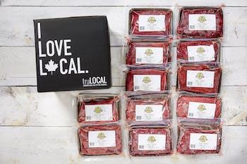 100% Grass-Fed Beef Liver, $10.42/lb