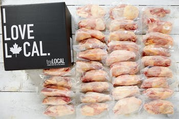 Raised Without Antibiotic Chicken Legs, $7.55/lb