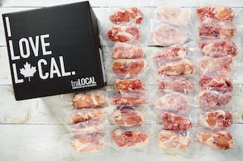 Raised Without Antibiotic Boneless Chicken Thighs, $8.89/lb