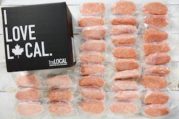 Raised Without Antibiotic Ground Chicken, $7.54/lb
