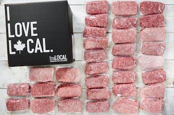 Ontario Ground Pork, $7.55/lb