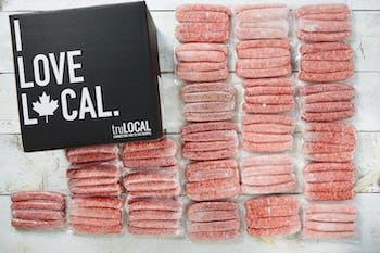 Ontario Pork Sausage, $9.96/lb
