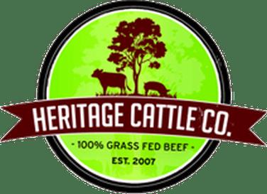 Heritage Cattle Logo