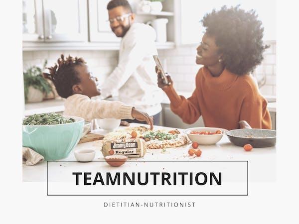 Logo for TeamNutrition